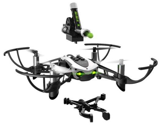 Parrot Mambo Mission Drohne + FPV Pack FPV-Kamera + Cockpitglasses 2 + Akku für 89,90€ inkl. Versand