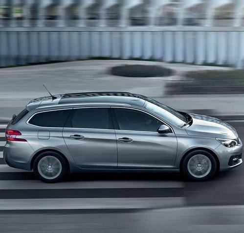 Peugeot 308 SW Active Business BlueHDi 130 EAT8 für 138,66€ Netto mtl. im Gewerbeleasing