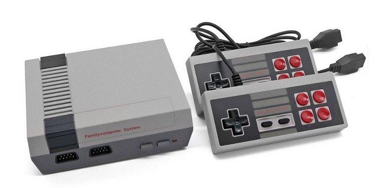Classic Retro Game Console mit 620 Games für 12,83€ inkl. Versand