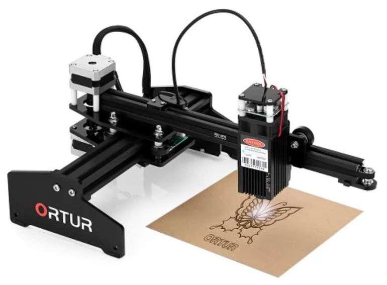 Ortur Laser Master - 15W Desktop Laser Graviermaschine für 157,76€ inkl. Versand (statt 175€)