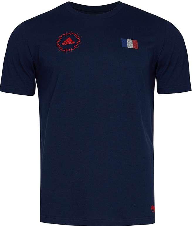 adidas x Captain Tsubasa France Herren T-Shirt für 20,94€ inkl. Versand (statt 25€)