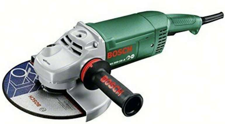 Bosch PWS 2000-230 JE Winkelschleifer mit 2000 Watt für 77€ inkl. Versand (statt 104€)