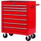 Masko Werkstattwagen mit 7 Fächern in Rot nur 85,32€ inkl. Versand