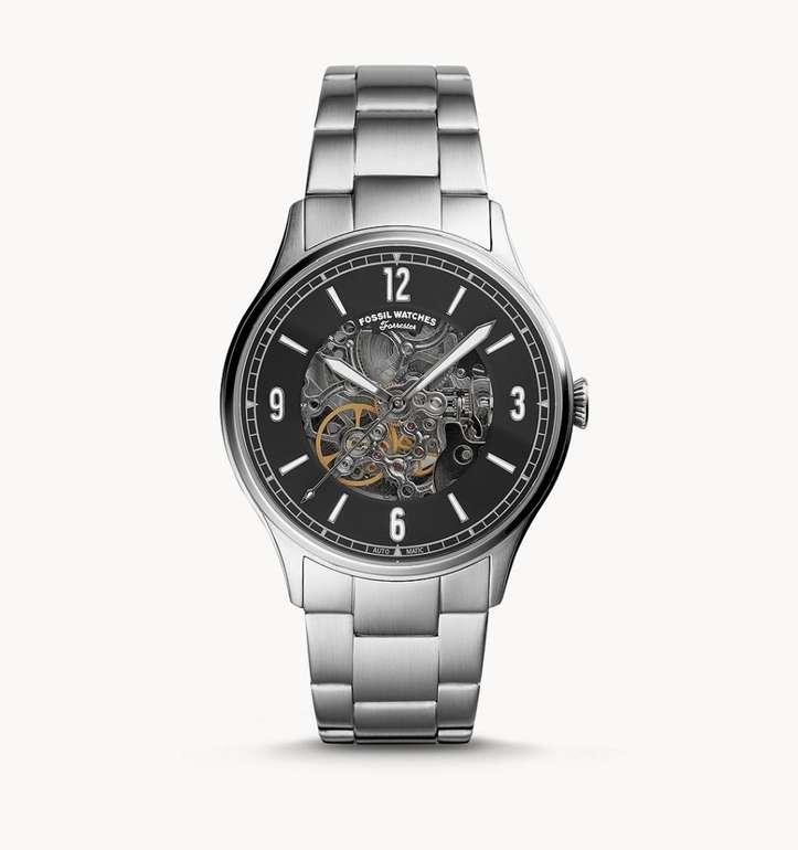 Fossil ME3180 Forrester - Herren Automatik Armbanduhr für 107,10€ inkl. Versand (statt 151€)