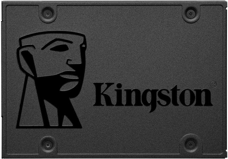 """Kingston A400 interne 2,5"""" SSD mit 1.92TB (SATA 6Gb/s) für 148,49€ inkl. Versand (statt 165€)"""