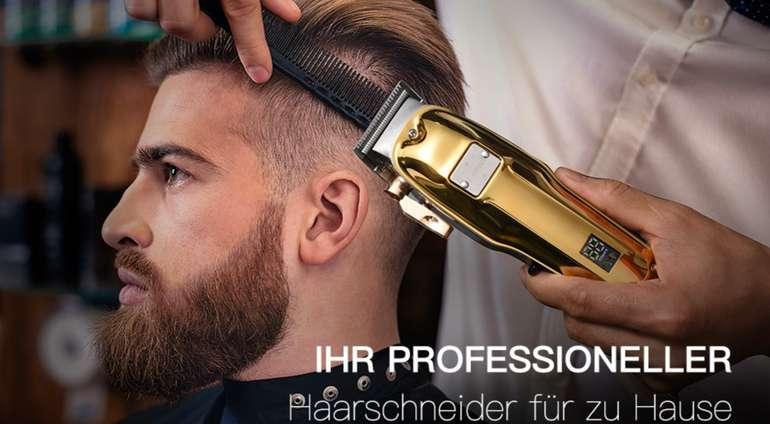 Haarschneidemaschine Header