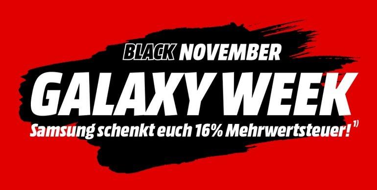 Samsung Galaxy Week bei Media Markt
