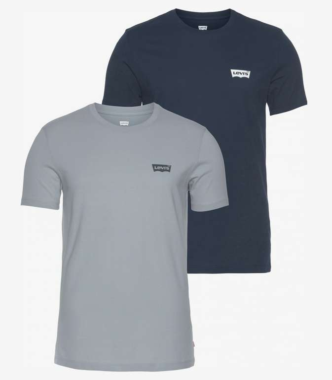 Levi's Shirts (2er-Pack) ab 26,18€ inkl. Versand (statt 39€)