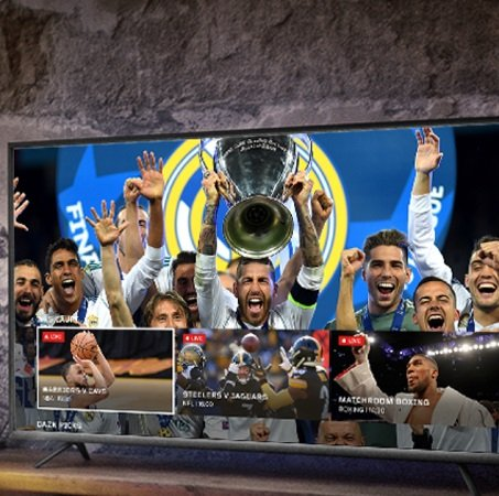 DAZN: Champions League Finale - Tottenham vs. Liverpool gratis gucken