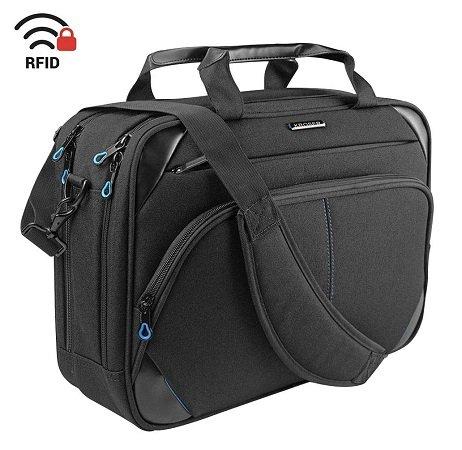 KROSER - 15,6 Zoll Business Laptop Umhängetasche für 22,94€ (Prime)