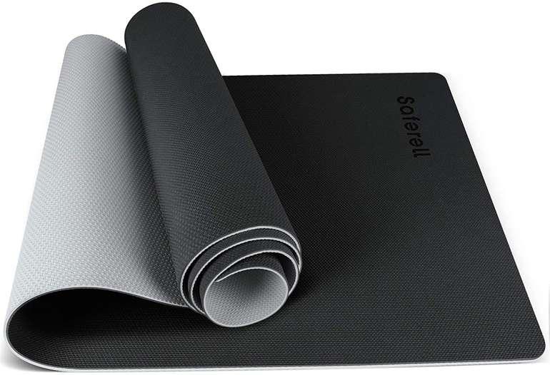 Saferell Yogamatte in 6 Farben ab 8€ inkl. Prime Versand (statt 20€)