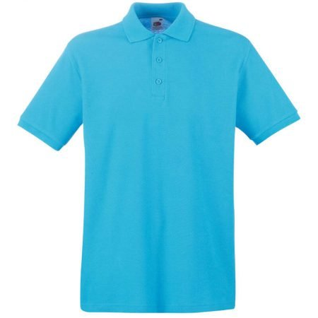Fruit of the Loom Premium-Poloshirts für Herren ab 8,76€ inkl. Versand