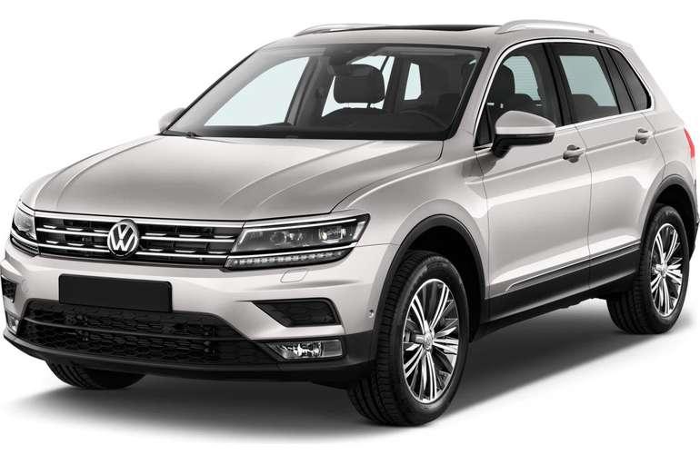 Gewerbe: Volkswagen Tiguan Comfortline 1.5 TSI inkl. Überführung für 160€ Brutto mtl. leasen