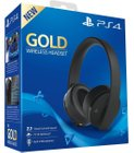 Sony PS4 Wireless Headset Gold Edition für 69,90€ inkl. Versand