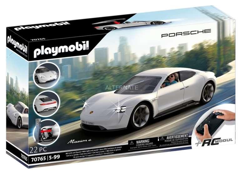 Playmobil Porsche Mission E (70765) mit RC-Modul für 39,99€ inkl. Versand (statt 55€)