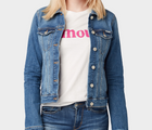 30% Rabatt auf Tom Tailor Jeans Produkte (auch Sale), z.B. Jeansjacke für 28,98€