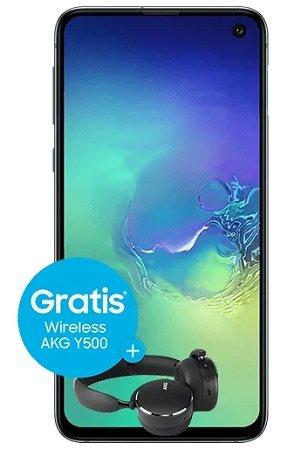 Telekom MagentaMobil S mit 6GB LTE + Galaxy S10e + AKG Y500 für 31,95€ mtl.