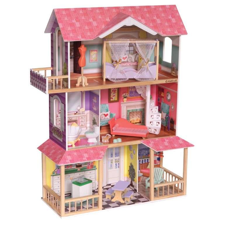 Kidkraft Puppenhaus Viviana für 81,89€ inkl. Versand (statt 147€)