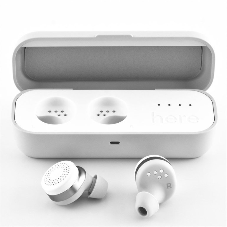 Doppler Labs Here One wireless In-Ears mit selektivem Noise Cancelling zu 79,90€