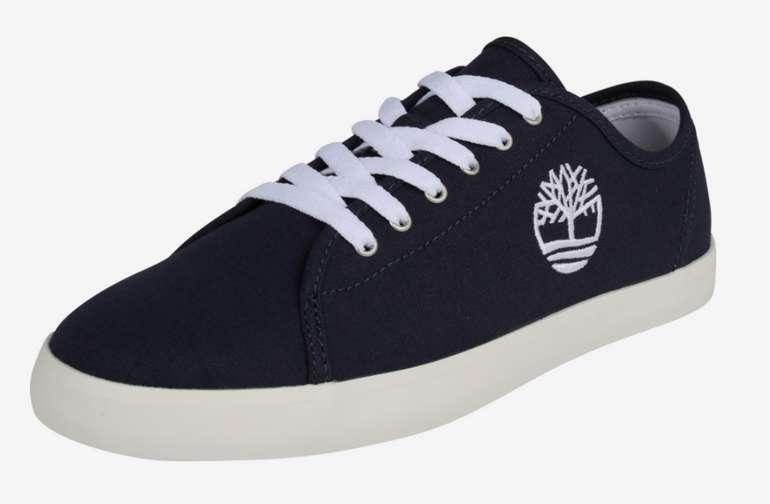 """Timberland Baby Sneaker """"Newport Bay Canvas Ox"""" in navy für 14,99€inkl. Versand (statt 35€) - Größe 19,5-23!"""