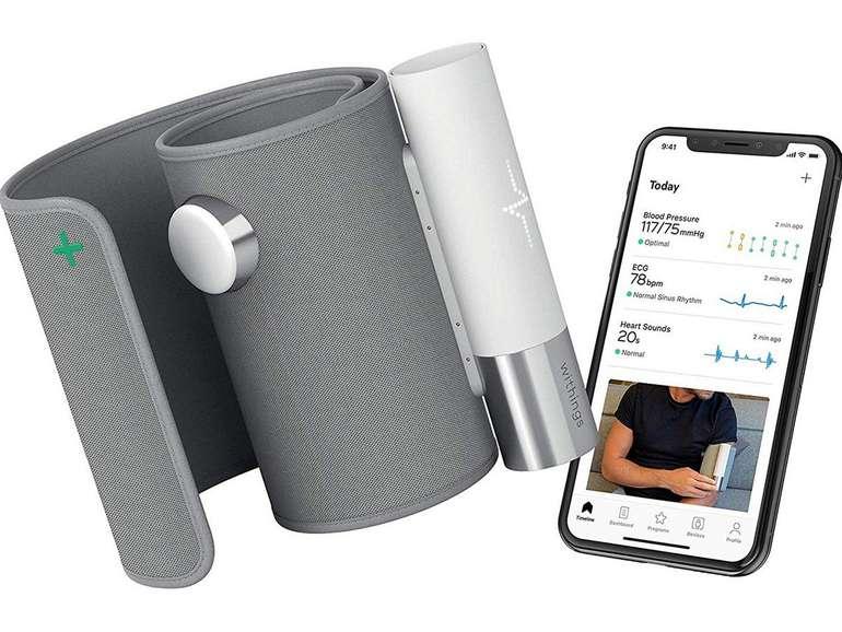Withings BPM Core Blutdruckmessgerät für 175,90€ inkl. Versand (statt 237€)