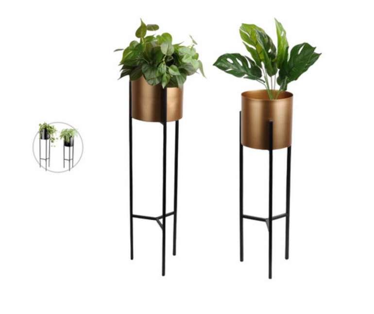 2x Lifa Living Lily Blumenkübel in zwei Farben für 25,90€ inkl. Versand (statt 41€)