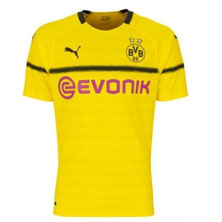 Puma Borussia Dortmund Herren Ausweichtrikot Europapokal für 19,99€ inkl. VSK