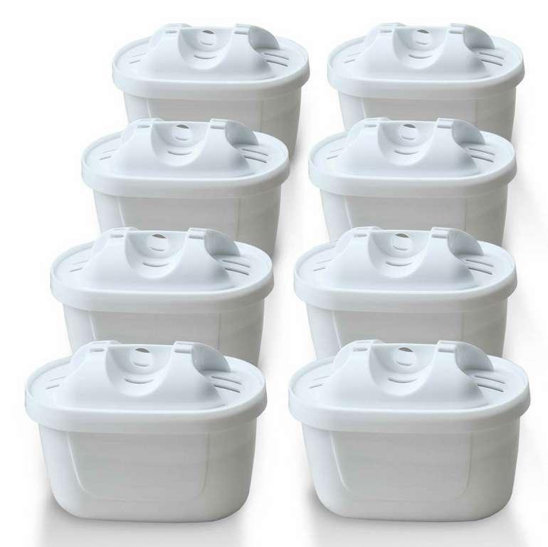 8x Delfin Filter mit Brita Maxtra Plus kompatible Wasserfilter für 16,99€inkl. Versand (statt 24€)