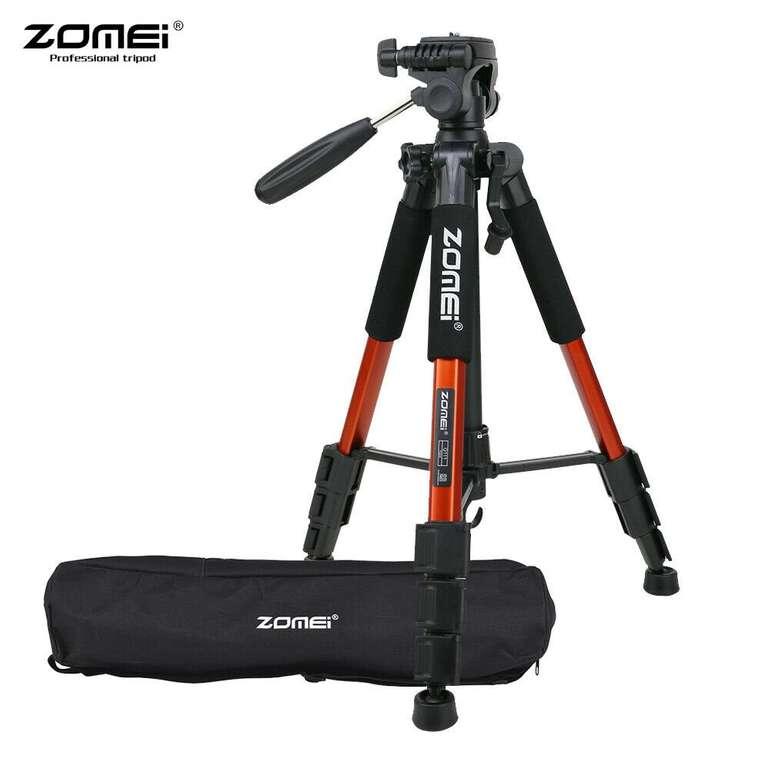 ZOMEI Q111 Stativ mit Kugelkopf (für Canon, Nikon, Sony...) nur 22,99€ inkl. Versand