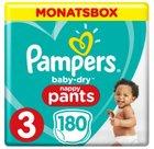 33% Rabatt auf Pampers Baby Dry Monatsboxen, z.B. Gr. 4 für nur 18,79€