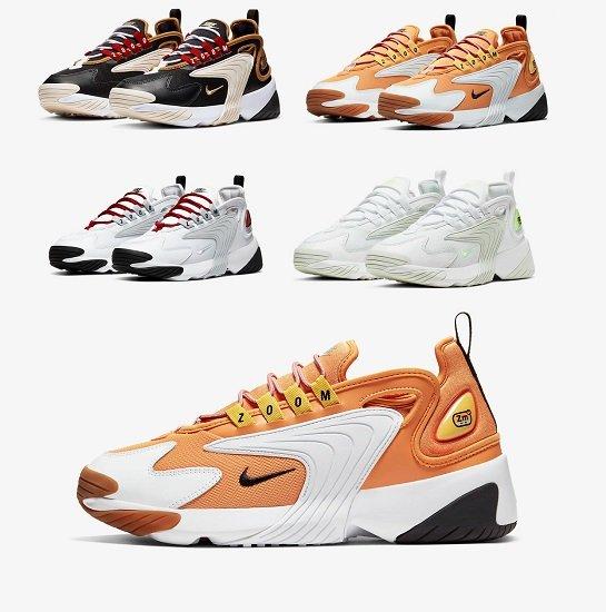 Nike Zoom 2K Damen Sneaker in vielen Farben für je nur 57,58€ inkl. Versand