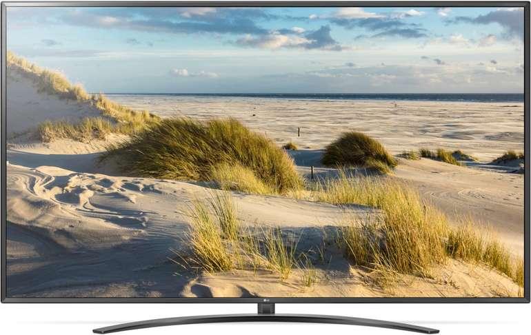 "LG 75UM7600PLB - 75"" Fernseher (4K UHD, Smart TV, HDR10, WebOS 4.5) für 999€ inkl. Versand (statt 1.099€)"
