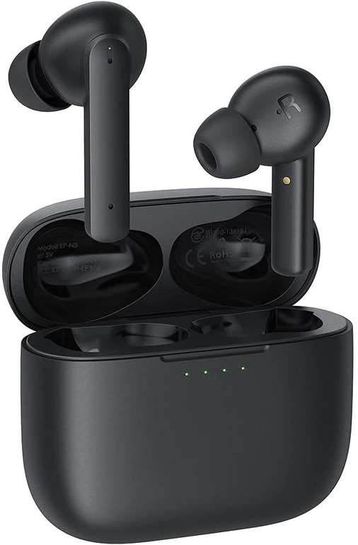 Aukeypower Bluetooth Kopfhörer (IPX5, ANC) für 23,99€ inkl. Versand (statt 60€)