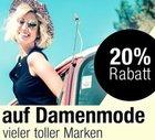 Galeria Kaufhof Sonntagsangebote - z.B. -20% auf Damenmode
