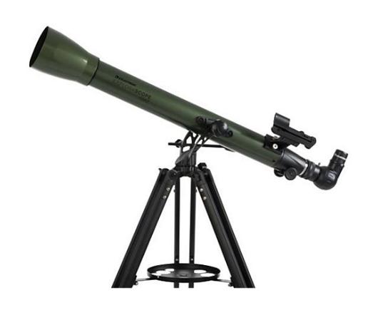 Celestron Teleskop ExploraScope 60AZ Refractor für 79,99€ inkl. Versand (statt 99€)