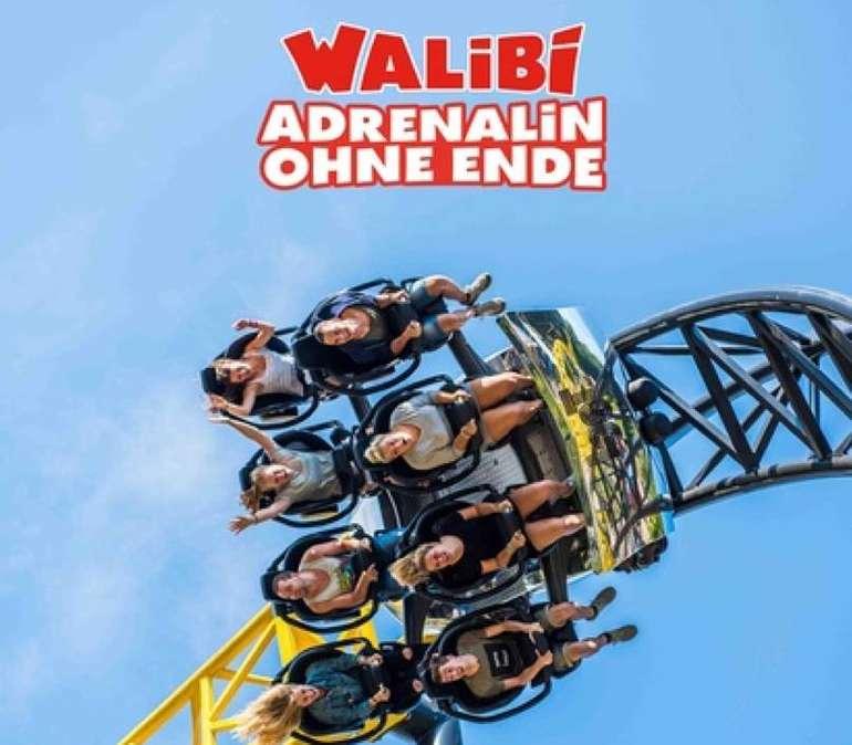 Tageskarte Freizeitpark Walibi Holland (ehemals Six Flags) für 22,50€ (statt 35€)