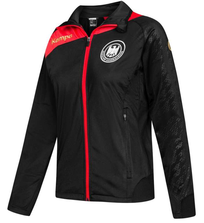 DHB Deutschland Kempa Damen Multi Jacke für 18,09€ inkl. Versand (statt 32€)