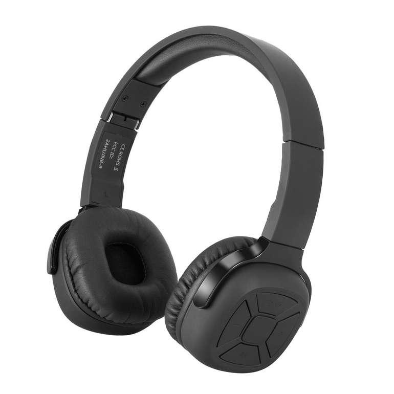 Uchoir kabellose On-Ear-Kopfhörer  (Mikrofon mit CVC 6.0, Schrittzähler) für 17,99€ inkl. Prime VSK