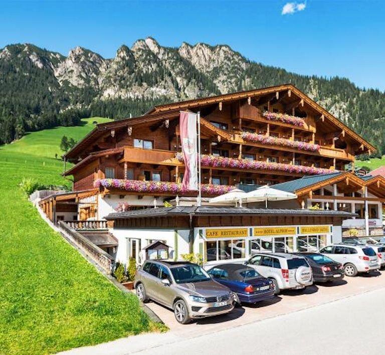 Alpbachtal: Ab 2 Übernachtungen im 4* Hotel Alphof Alpbach inkl. Frühstück ab 119€ pro Person