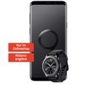 Samsung Galaxy S9+ + Gear S3 (79€) + Telekom Allnet-Flat mit 1GB für 26,99€ mtl.