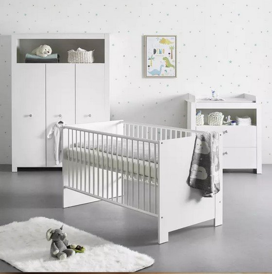 Bessagi Kids Babyzimmer Olivia für 552,08€ inkl. Versand (statt 698€)