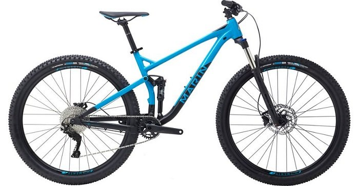 Marin Rift Zone 1 Full Suspension Mountainbike für 1029,99€ (statt 1.399,99€)