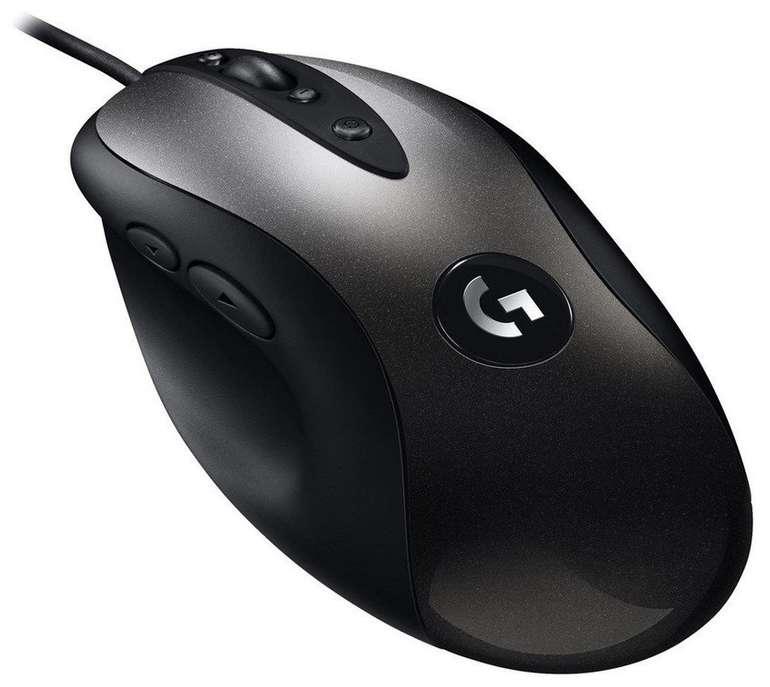 """Logitech """"G MX518"""" Gaming-Maus mit 16000 DPI und 8 programmierbaren Tasten für 27,34€ (statt 37€)"""