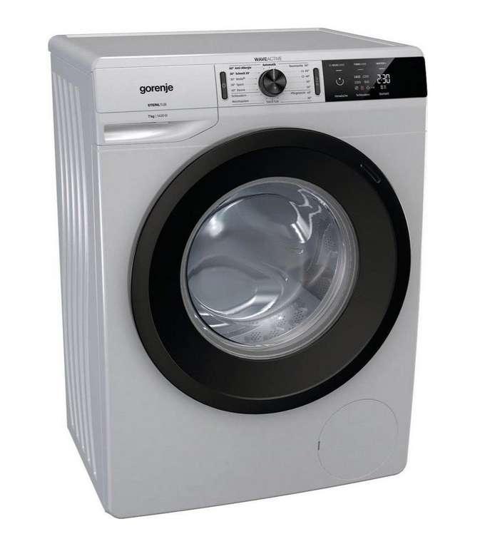 """Gorenje """"WE74S3PA"""" Waschmaschine (A+++, 1.400 U/min., 7kg) für 289,90€ (statt 355€)"""