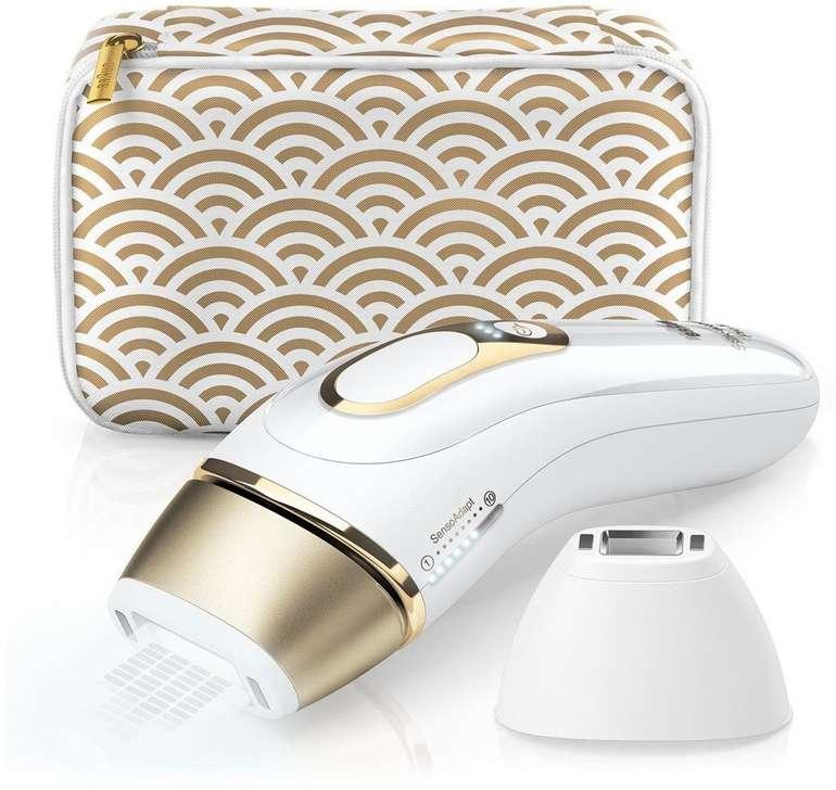 Braun Silk-Expert Pro5 PL5137 IPL-Haarentfernungs-Gerät inkl. Extras für 289€ inkl. VSK (statt 348€)