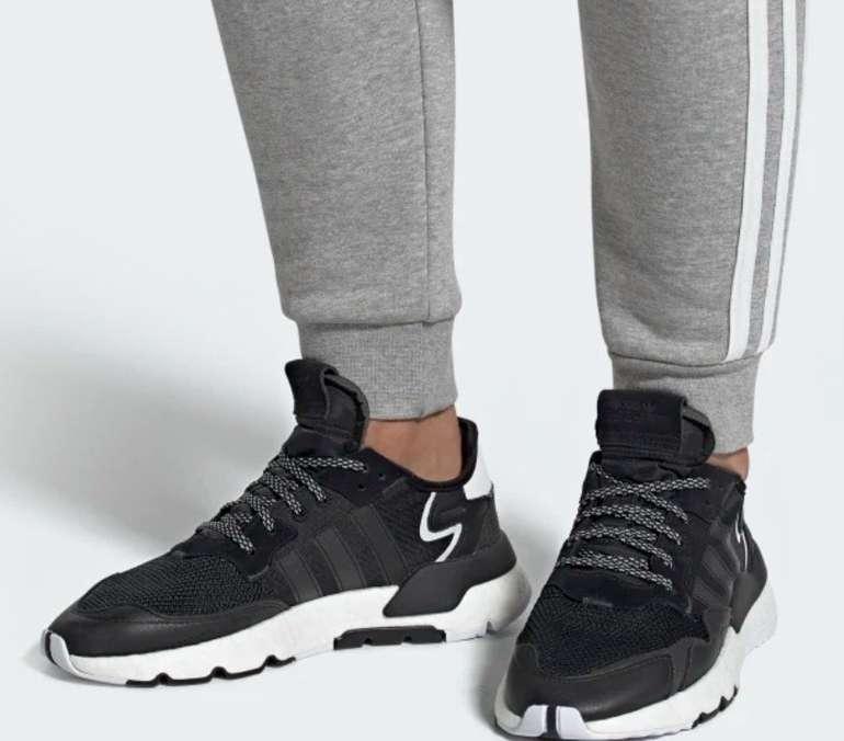 Adidas Originals Nite Jogger Sneaker in zwei Colourways (Damen und Herren) für je 86,15€ (statt 127€)