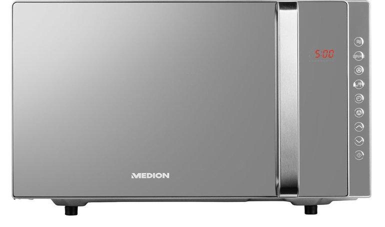 Medion MD 17495 Mikrowelle mit Grill, Heißluft und 23l Garraum für 78,21€