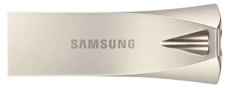 Samsung Flash Drive BAR Plus USB-Stick - 128 GB Champagner Silver für 22€