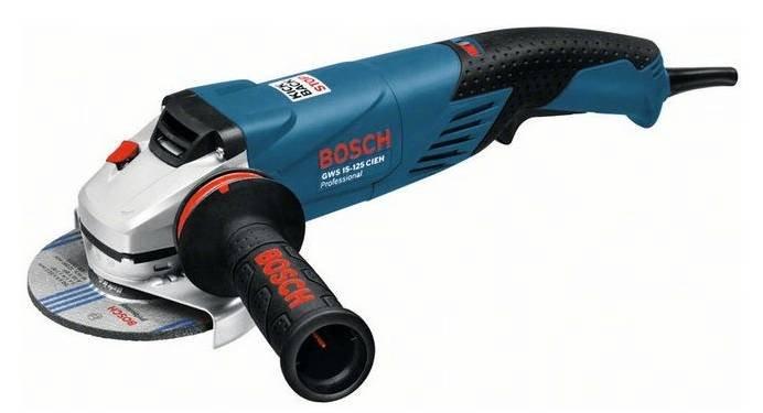 Bosch Professional Winkelschleifer GWS 15-125 (1500W) für 152,91€ (statt 170€)