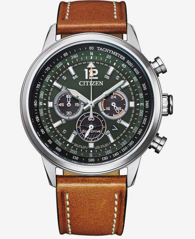Citizen Herren Uhr CA4470-15X in braun / silber für 151,20€ inkl. Versand (statt 167€)